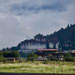 ブータン自動車横断旅行 (1) パロの谷